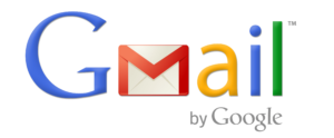 Gmail logo on Planyard